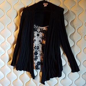 Women's long sleeve blouse